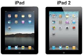 differenze ipad1 e ipad2