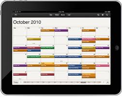 sincronizzare ipad con google calendar